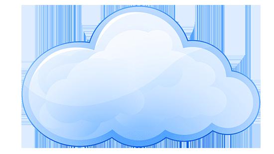 Облака — белогривые лошадки