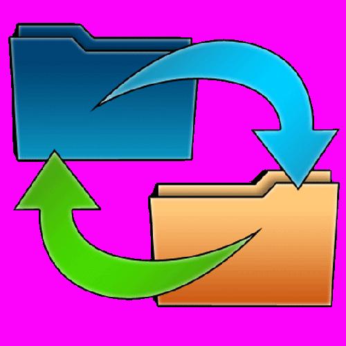 Организация обмена файлами в домашней сети
